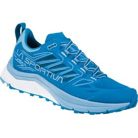 La Sportiva Jackal Running Shoes Women neptune/pacific blue